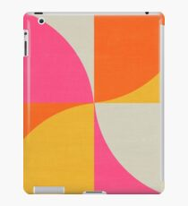 mod petals - summer iPad Case/Skin