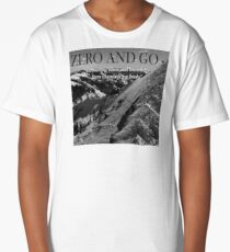Zero And Go Thumbnail quote Long T-Shirt