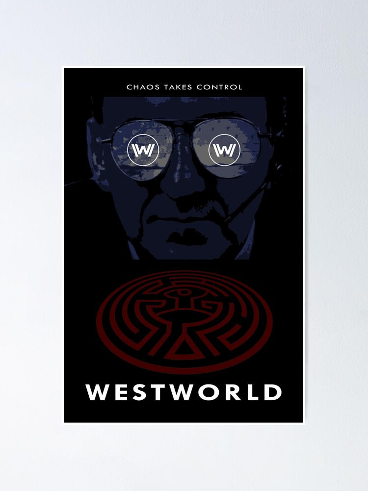 Alternate view of Westworld Show Poster Poster