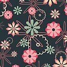 Floral 3 by Sydney Eller