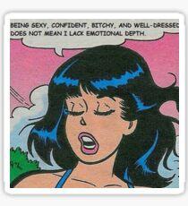 Veronica Lodge Archie Comics Sticker