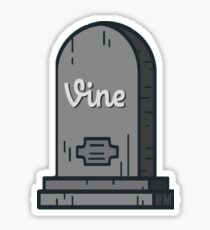 R.I.P Vine Sticker