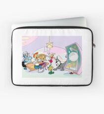 jetson's new year Laptop Sleeve