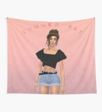 Sommer Ray Wall Tapestry