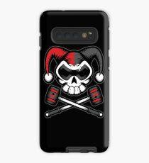 Herrin von Mayhem - Dark Hülle & Klebefolie für Samsung Galaxy