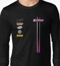 Nate Dean Racing Pit Shirt Long Sleeve T-Shirt