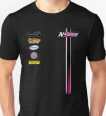 Nate Dean Racing Pit Shirt Slim Fit T-Shirt