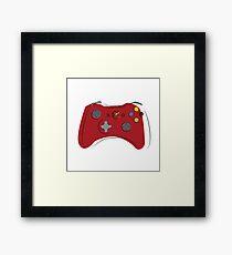 Xbox 360 Nostalgia Framed Print
