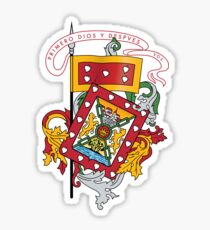 Cuenca Coat of Arms, Ecuador Sticker