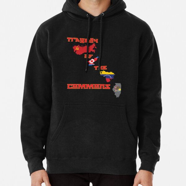 Tragedy of the Commons= Illinois Pullover Hoodie