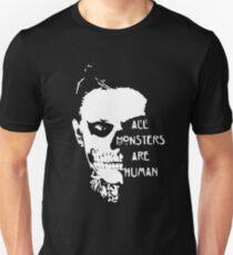 scary ever skull Unisex T-Shirt