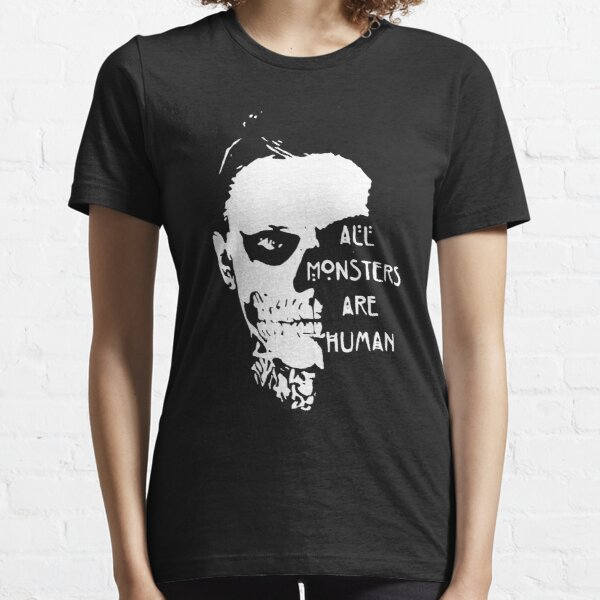 scary ever skull Essential T-Shirt