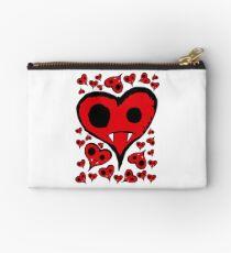 Heart Vampire Studio Pouch