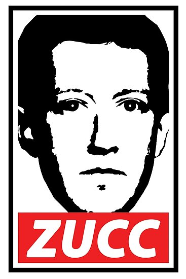 OBEY THE ZUCC by dmorissette