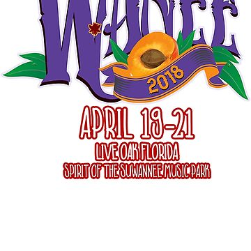 WANEE FESTIVAL MUSIC NEW LINEUP 2018 by stepclark