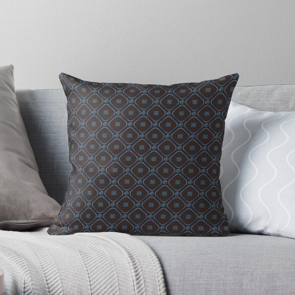 TenTieCush - 2 Throw Pillow