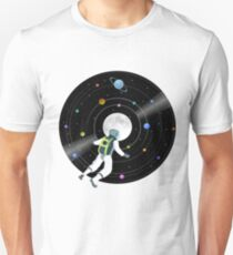 Space Record Unisex T-Shirt