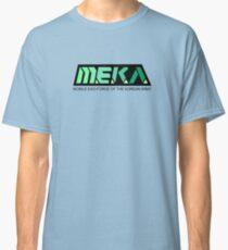 Camiseta clásica Logotipo MEKA