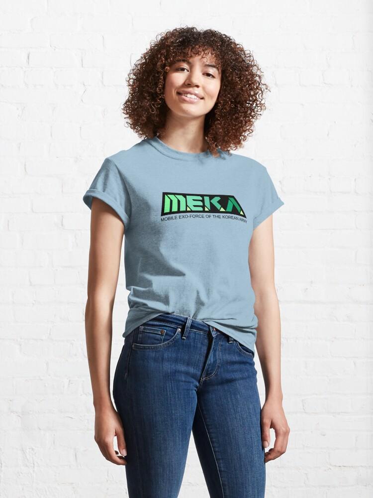 T-shirt classique '' Overwatch': autre vue