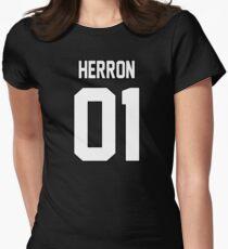 Zach Herron  Women's Fitted T-Shirt