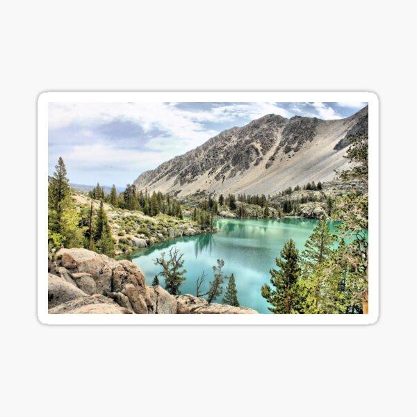 First Lake-Big Pine Creek Sticker