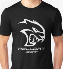 dodge hellcat srt Unisex T-Shirt