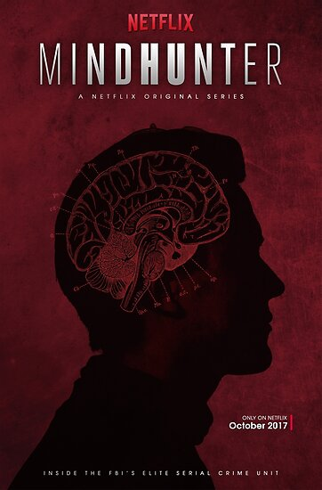 Mindhunter Original Tv Poster Posters By Subject13fringe Redbubble