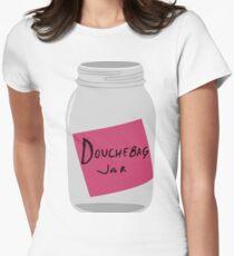 D-bag Jar New Girl Women's Fitted T-Shirt