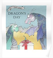 International Dragon's Day Poster