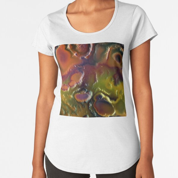 Ionian Landscapes 5 Premium Scoop T-Shirt
