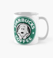 Snoopy Cafe Mug