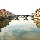 The Bridges of Florence by Elizabeth Tunstall