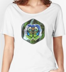 The Green Aegis Women's Relaxed Fit T-Shirt