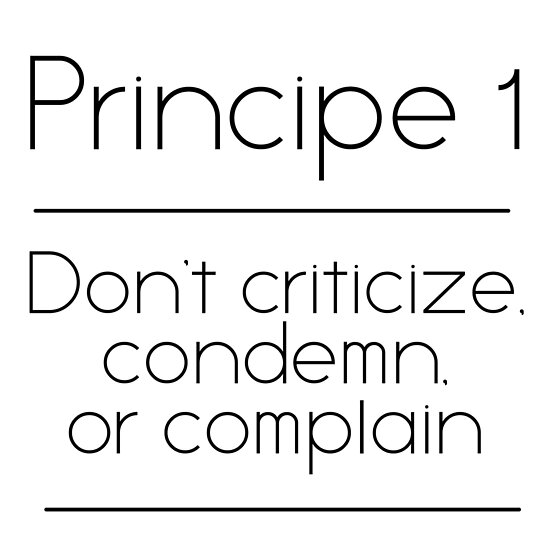 Principe 1 Dale Carnegie Posters By Giovybus Redbubble