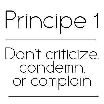 Principe 1 | Dale Carnegie by giovybus