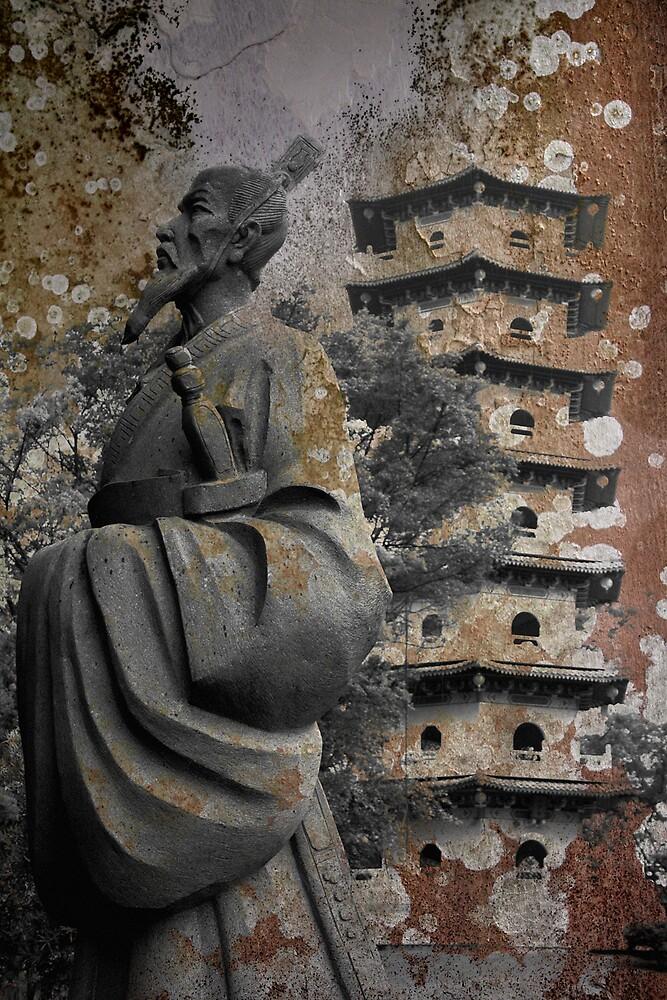 Qu Yuan by Danny Edwards