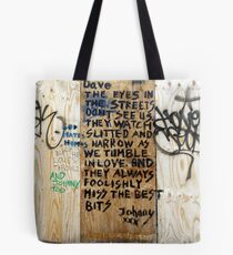 And Johnny Too Tote Bag