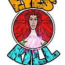 Eyes to kill by A.R. Minhas