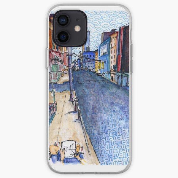 Franklin Street Station iPhone Soft Case