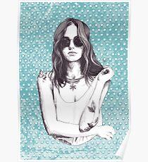 SEASONS BY ELENA GARNU Poster