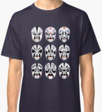 Peking Opera Mask Classic T-Shirt
