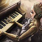 « Pianist automaton » par psychee
