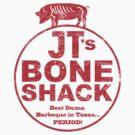 JT's Bone Shack BBQ by superiorgraphix