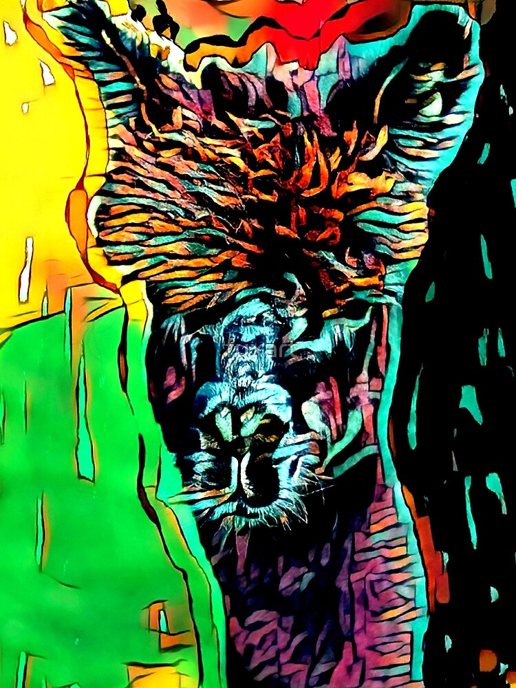 ALPACA ART by fuxart