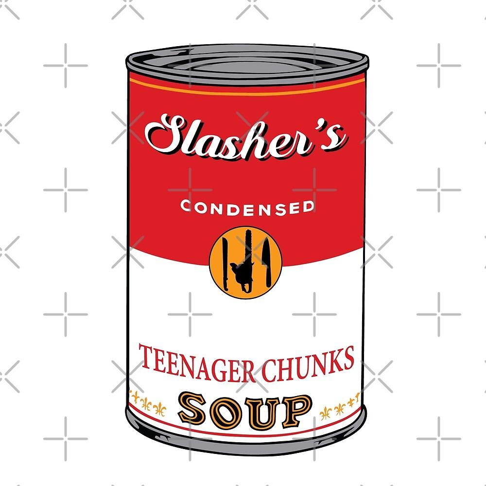 Slasher soup by oldtee