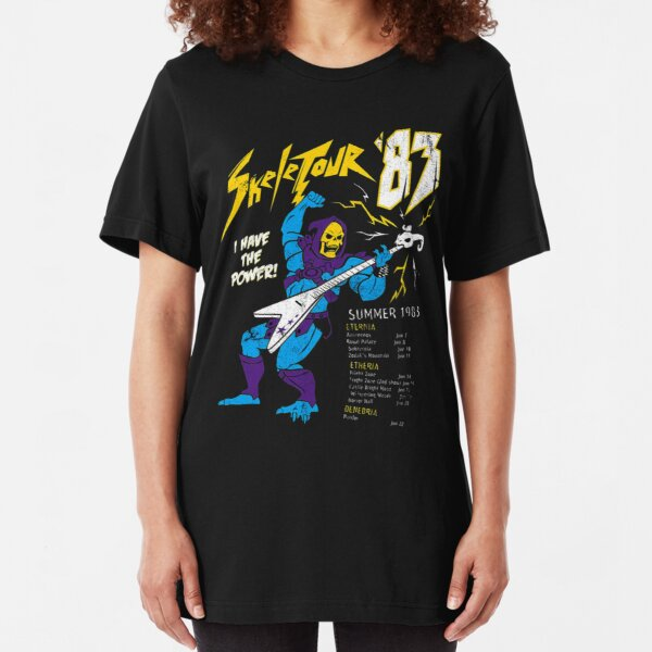 Gift Idea for Fathers Day Mothers Day She-Ra Gym Eternia 1985 Gym Shirt Gift Unisex T-Shirt