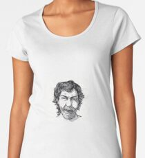 Alexandre Marcovich (Angry Face) Women's Premium T-Shirt