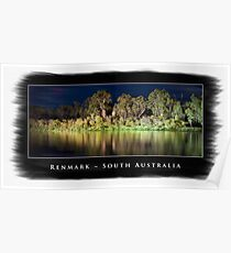 Renmark Night Poster