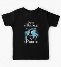 Keep The Prince, I'll Take The Pirate Kids Tee