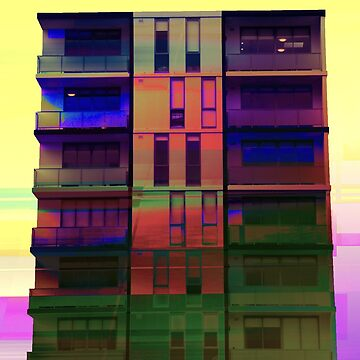 Glitchwave Building .2 by HDesigns
